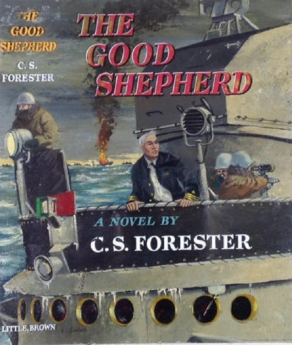 The Good Shepherd, By C. S, Forester
