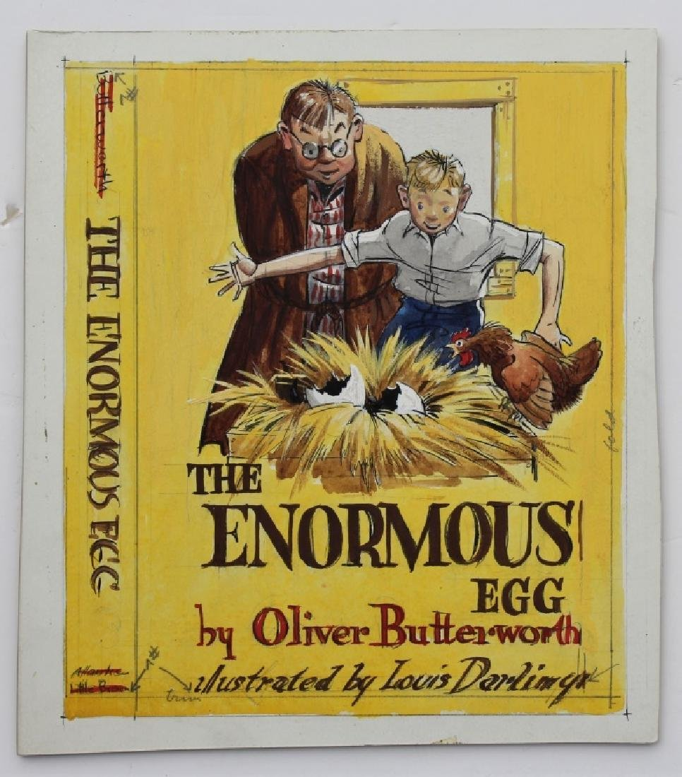 The Enormous Egg by Oliver Butterworth - 2