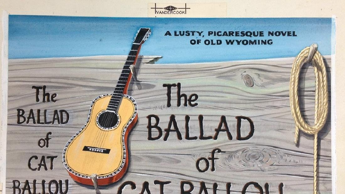 """The Ballard of Cat Ballou,"" Author Roy Chanslor - 5"