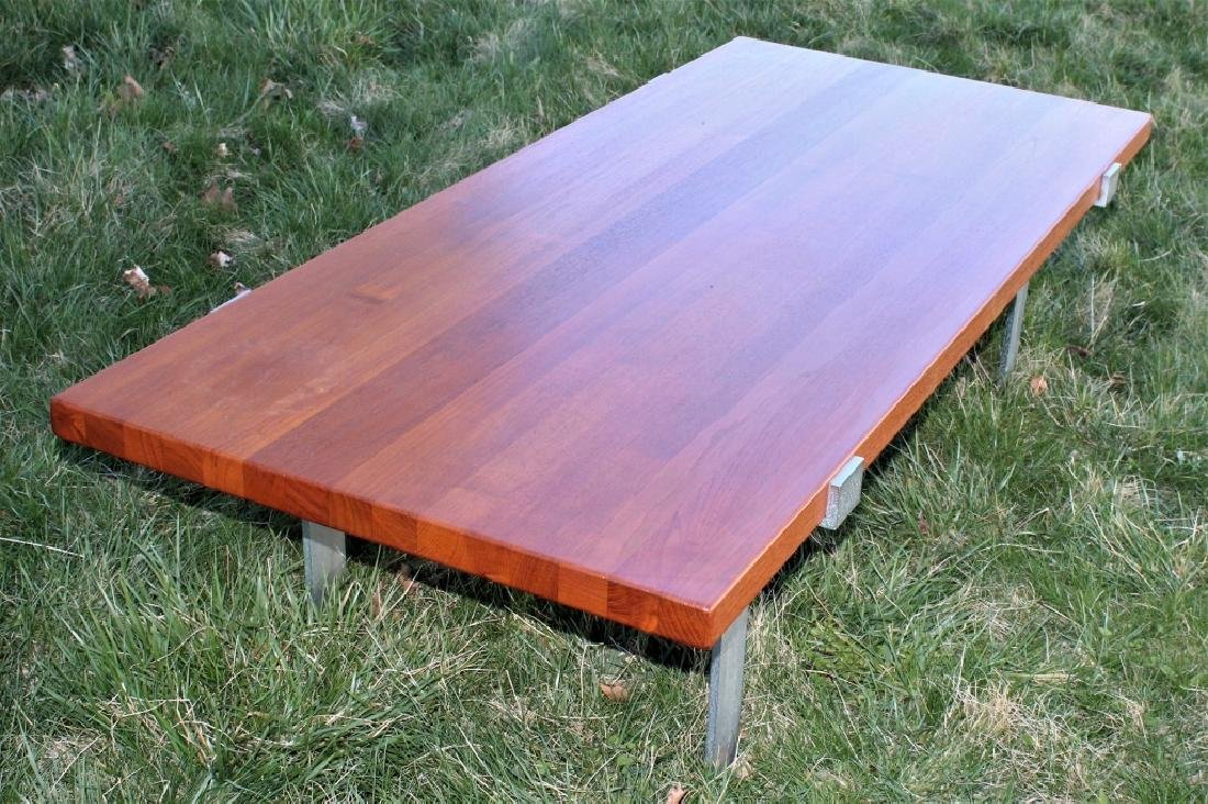 Mid century Walnut Coffee Table - 2