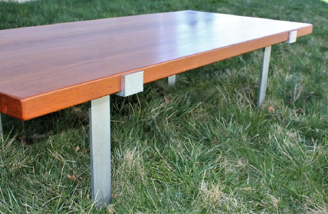 Mid century Walnut Coffee Table - 3