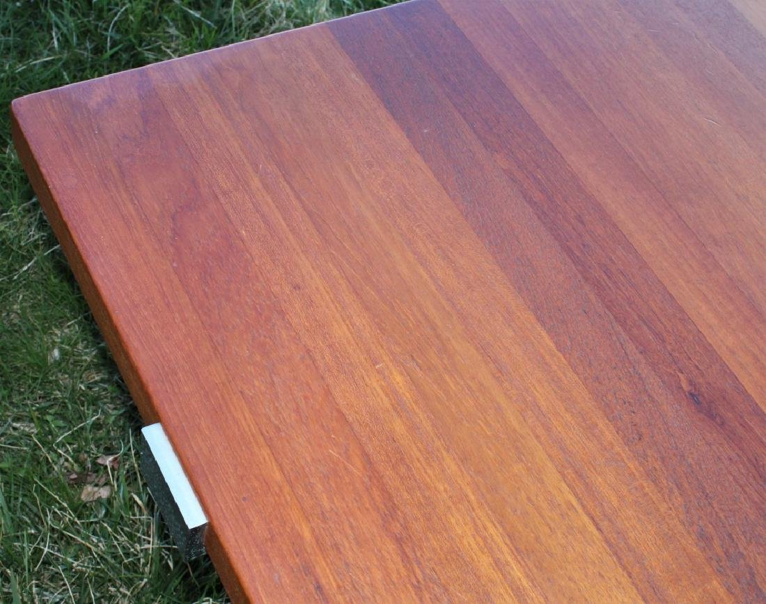 Mid century Walnut Coffee Table - 5