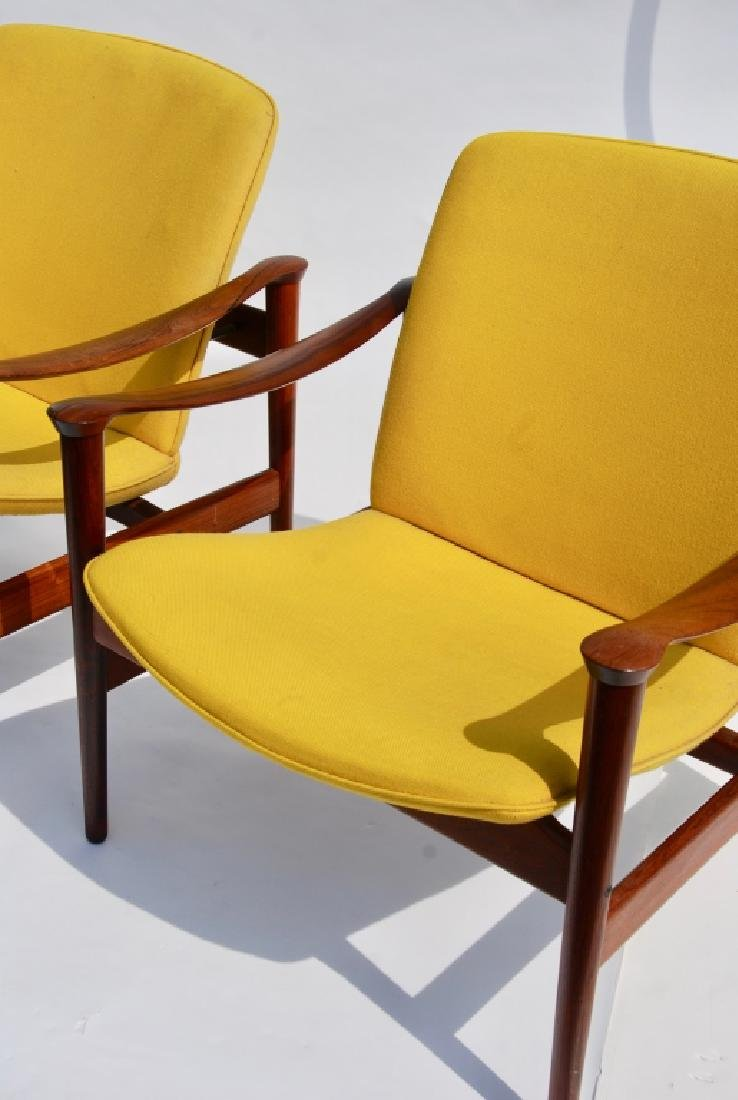 Fredrik Kayser Lounge Chairs