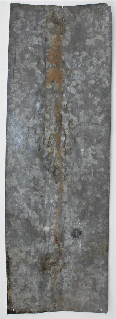 Old Tin sign - 4