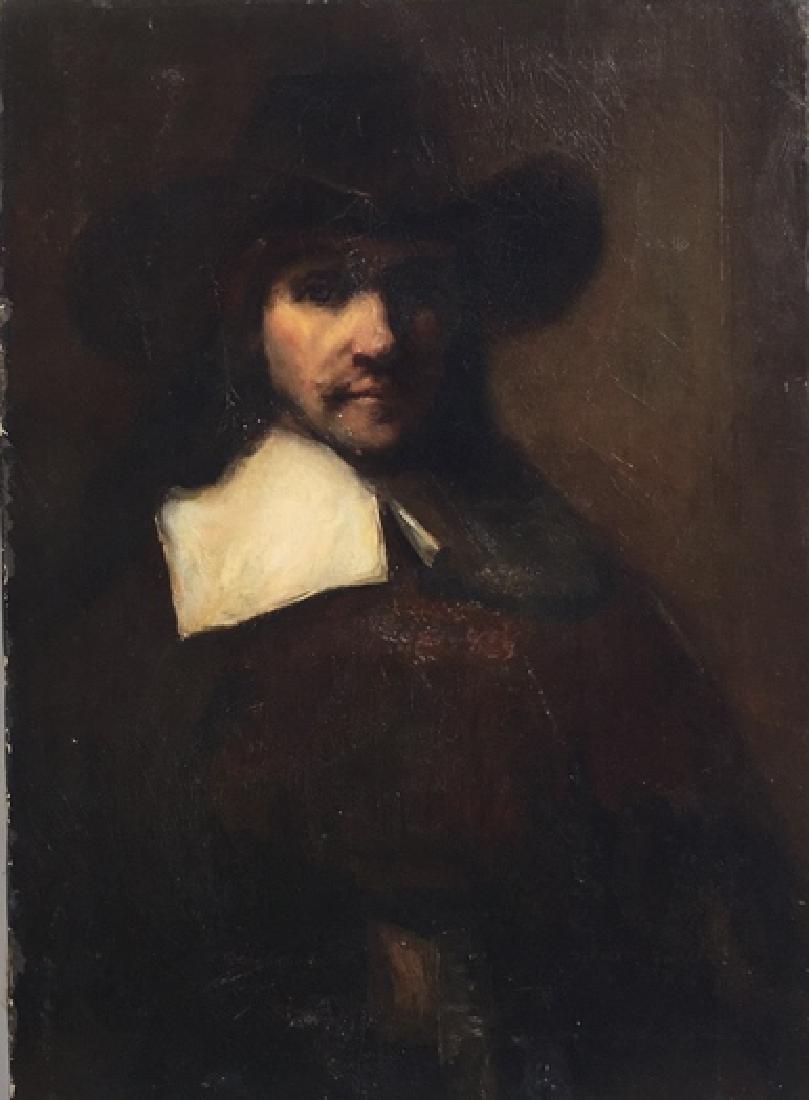 Portrait of a Man - 2
