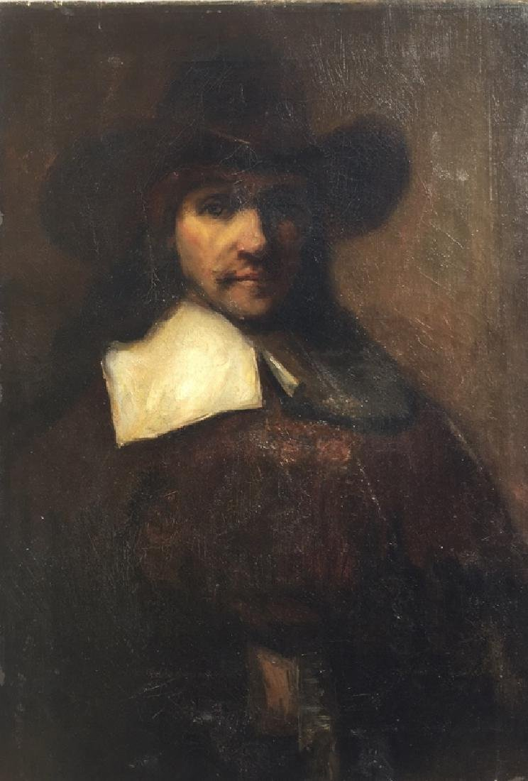 Portrait of a Man - 3
