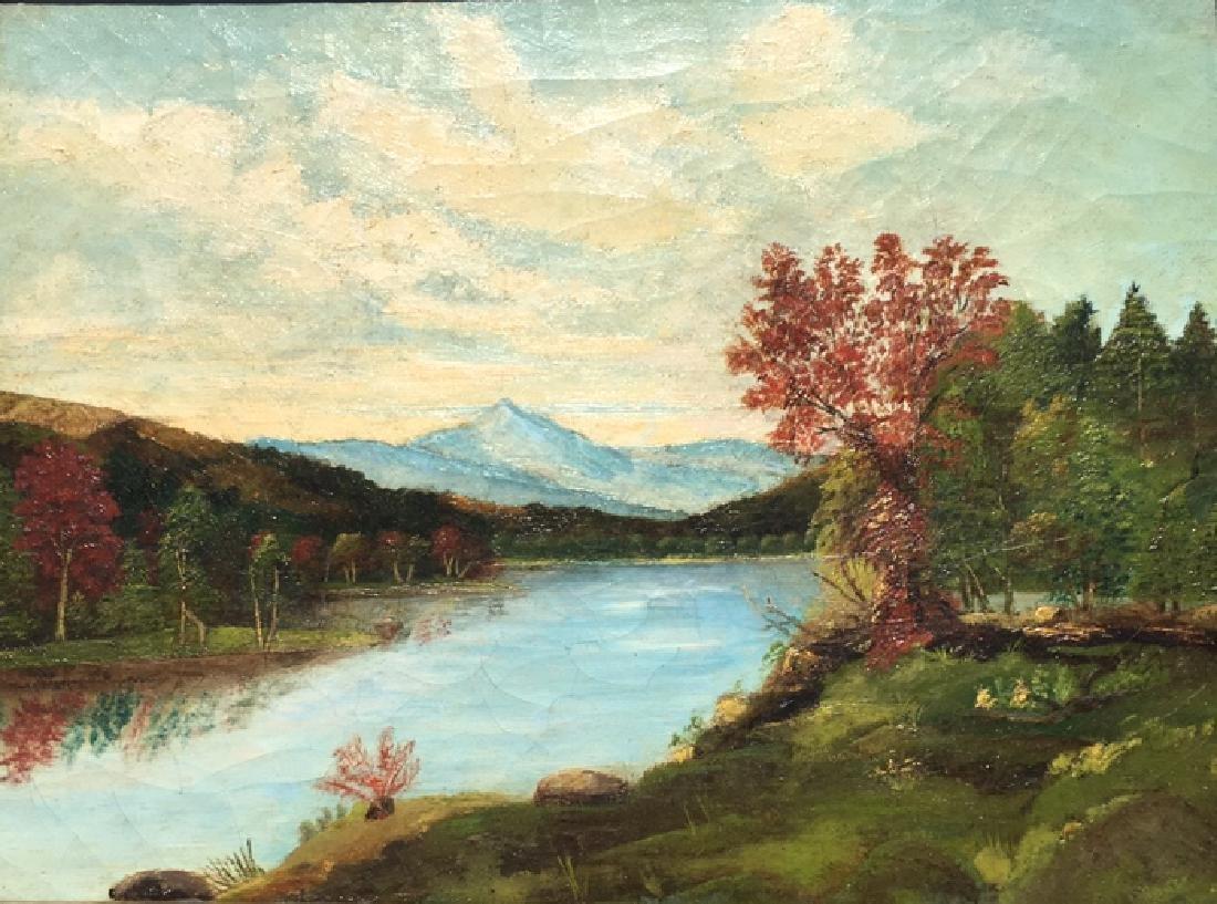 River landscape - 4