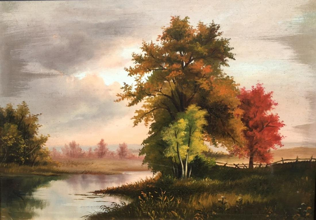 River landscape - 3