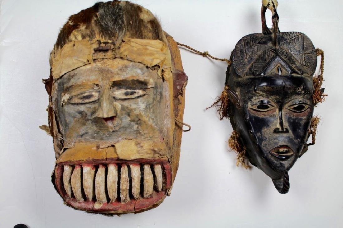 African Masks - 3