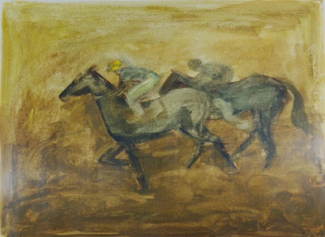Paris 69  horserace