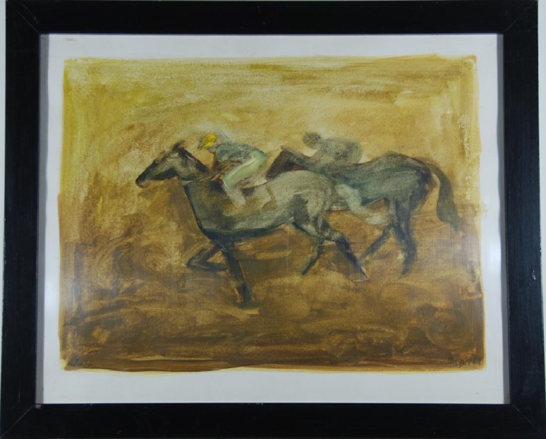 Paris 69  horserace - 2
