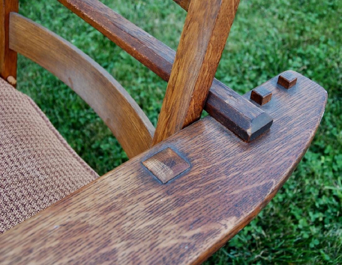 L. & L. G. Stickley Lounge chair - 2