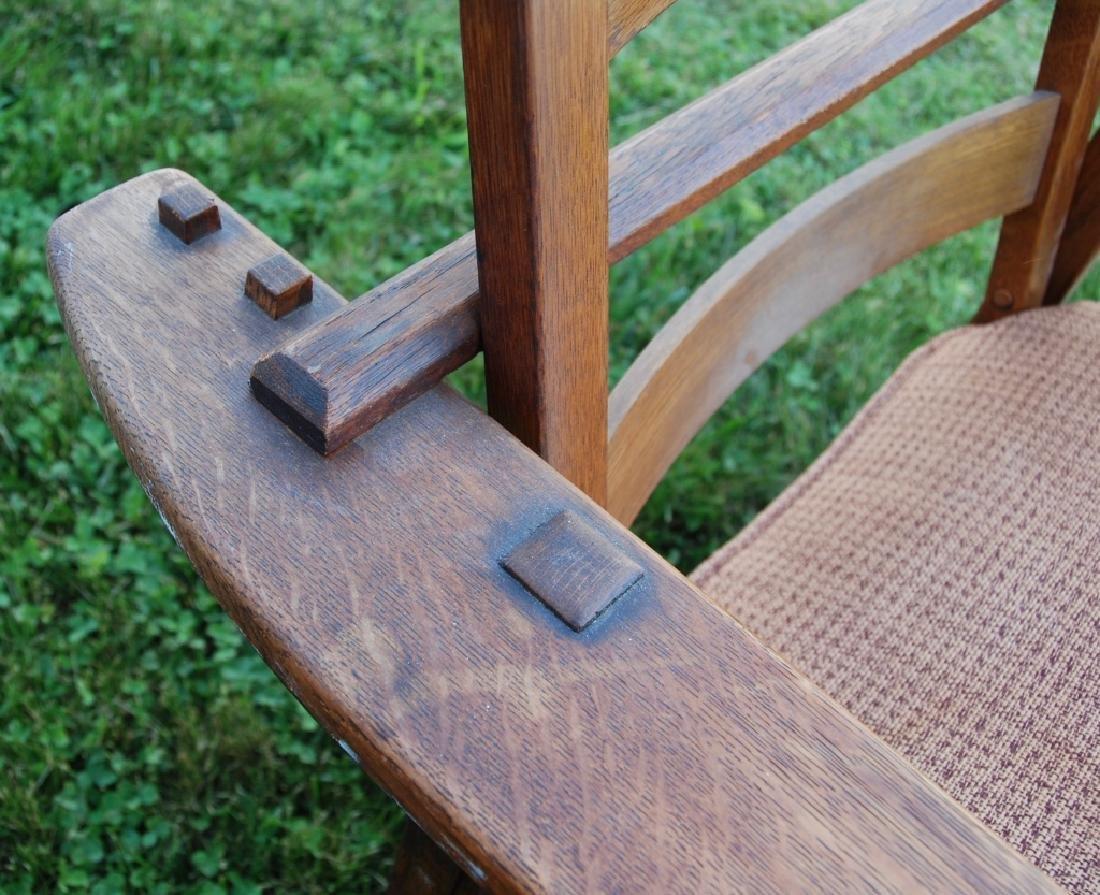 L. & L. G. Stickley Lounge chair - 3