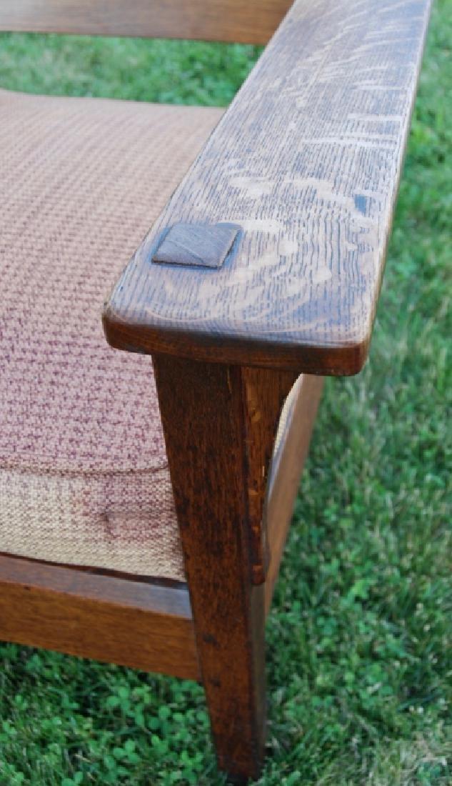 L. & L. G. Stickley Lounge chair - 4