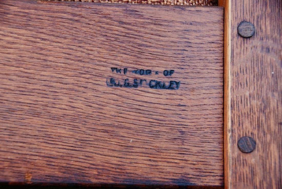 L. & L. G. Stickley Lounge chair - 5
