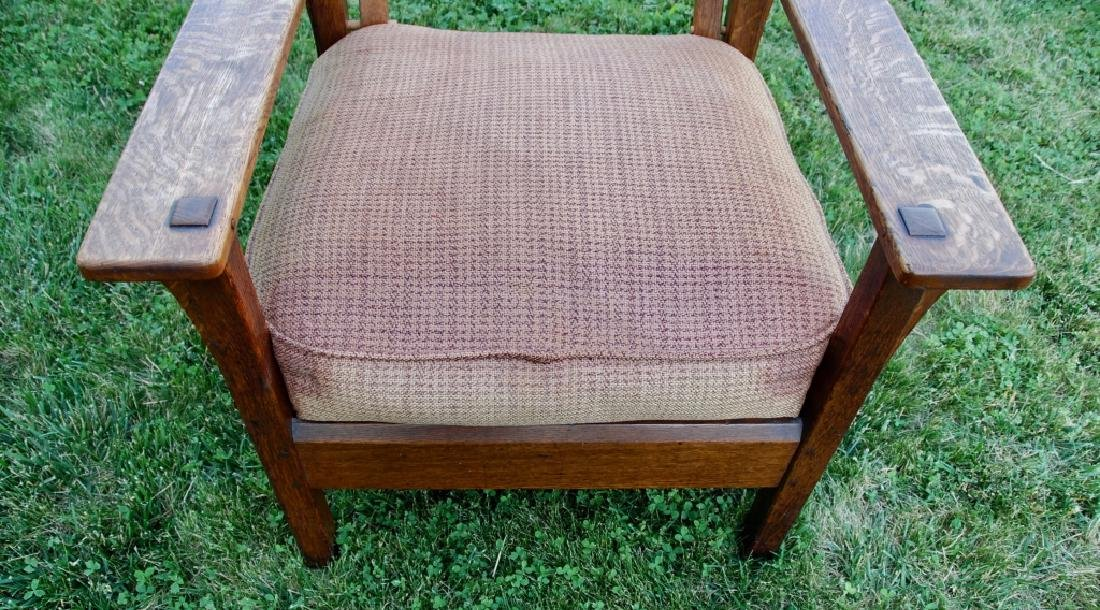 L. & L. G. Stickley Lounge chair - 8