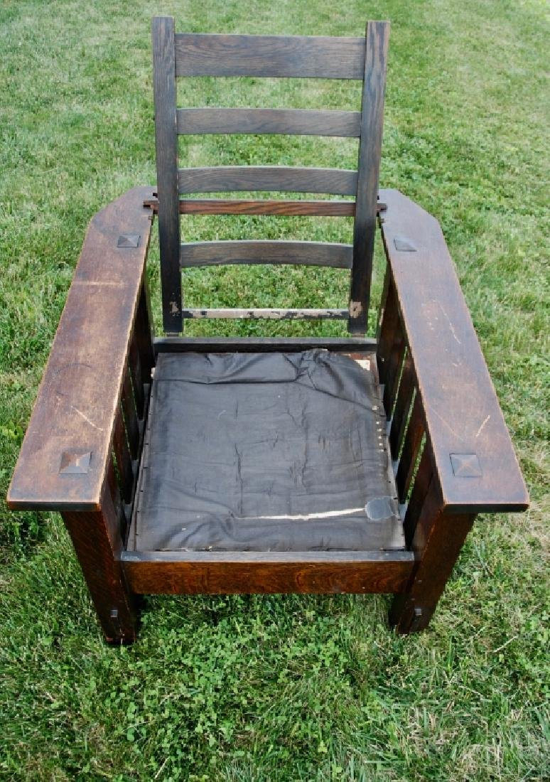 J M Young & Sons  ( Camden N Y) Lounge chair