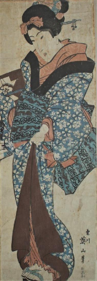 Kikugawa Eizan (1787-1867) - 5