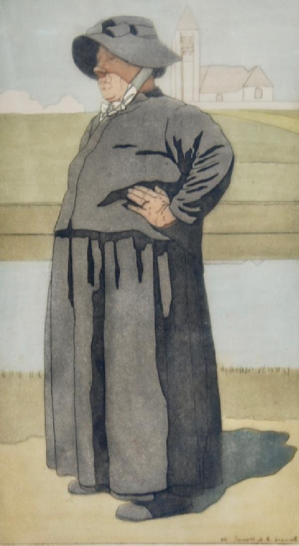 Bernard  B. De Monuel