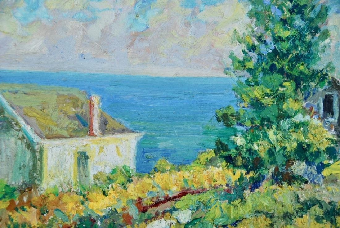 Impressionistic view to the Sea - 2