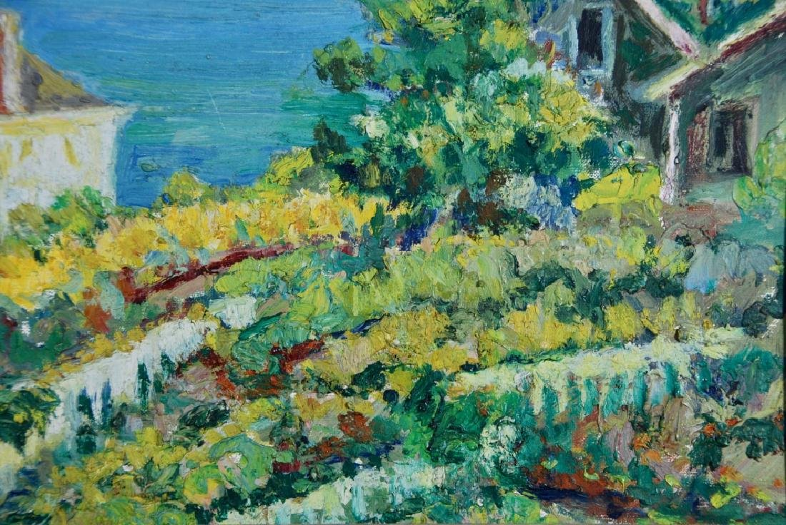 Impressionistic view to the Sea - 3