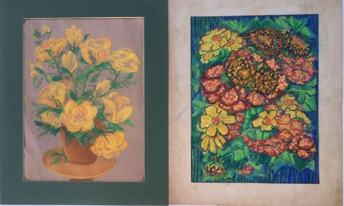 Batch of watercolors