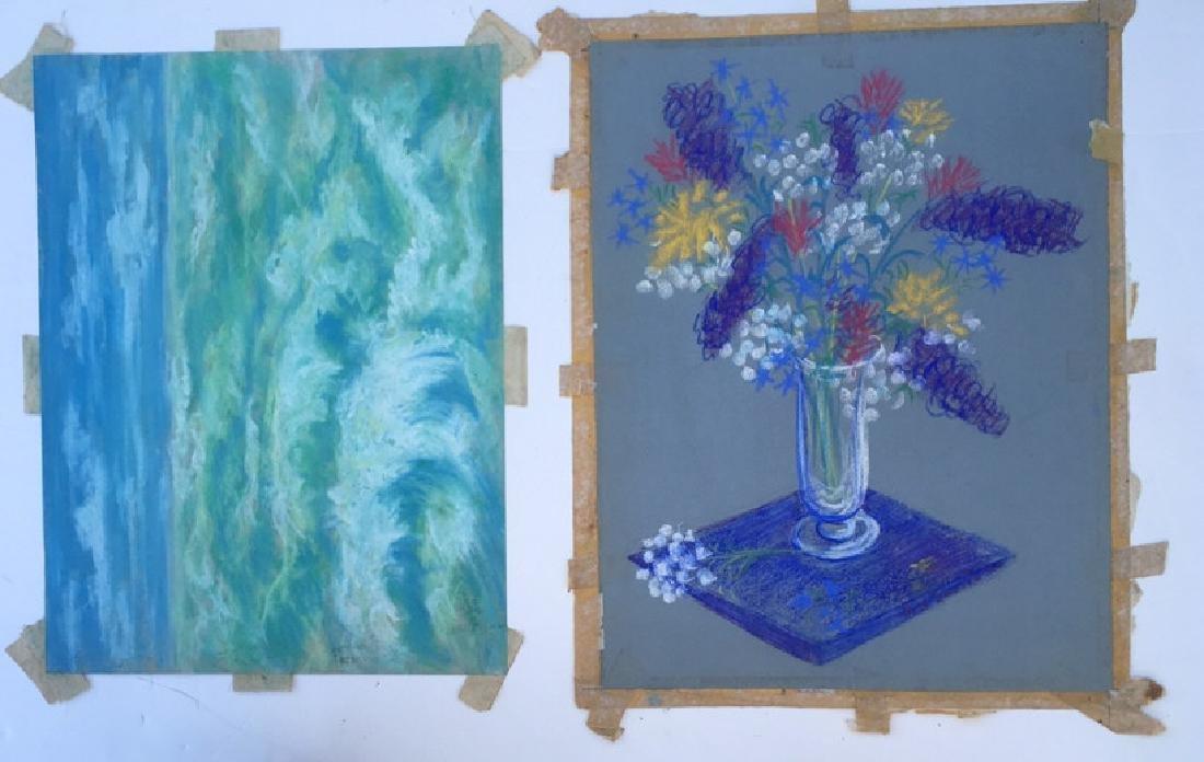 Batch of watercolors - 2