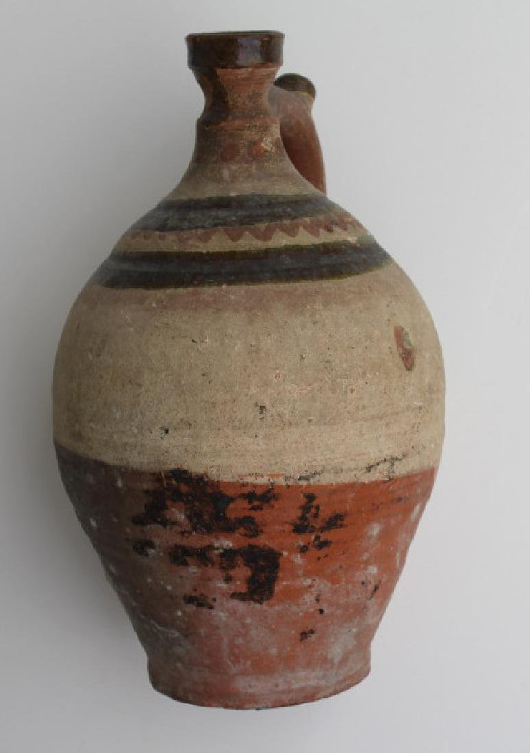Antique Mediterranean oil vat