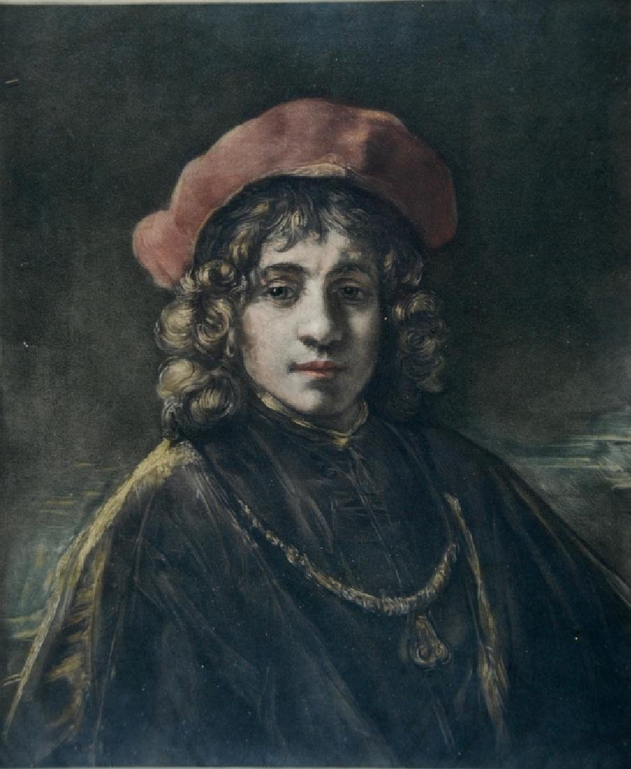 After Rembrandt, Titus, Rembrandt's Son