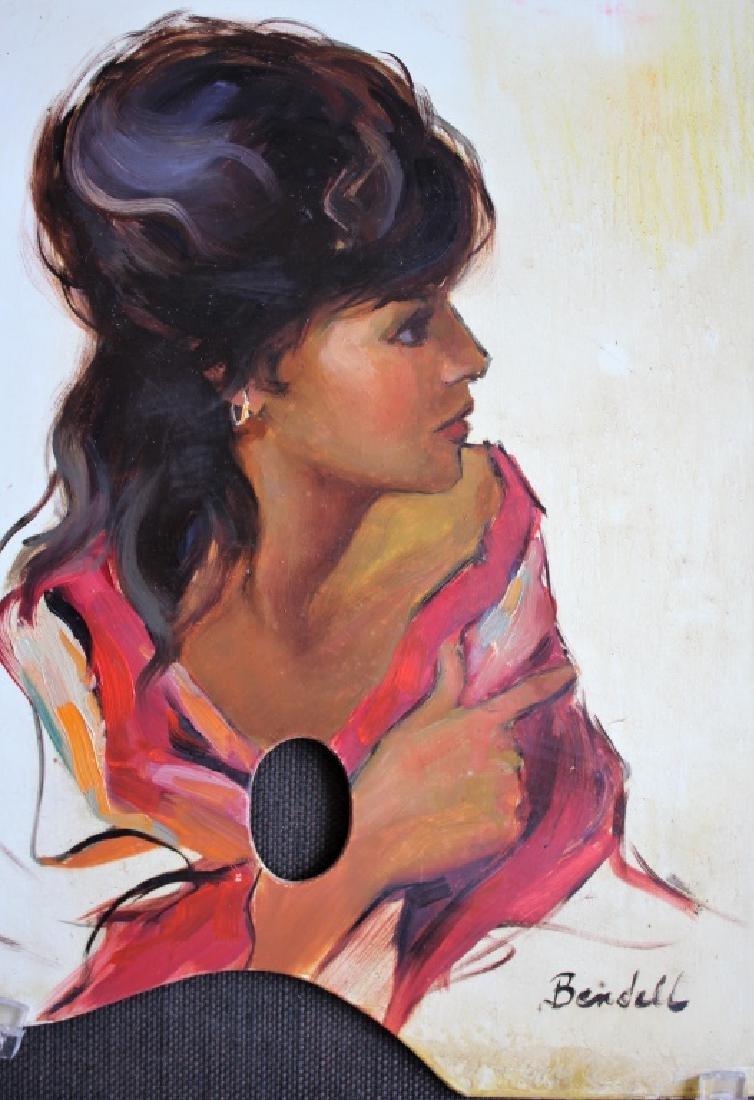 Marilyn Bendell (1921 - 2003)