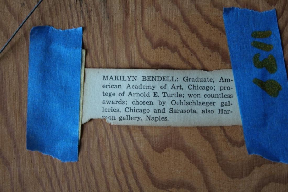 Marilyn Bendell (1921 - 2003) - 7