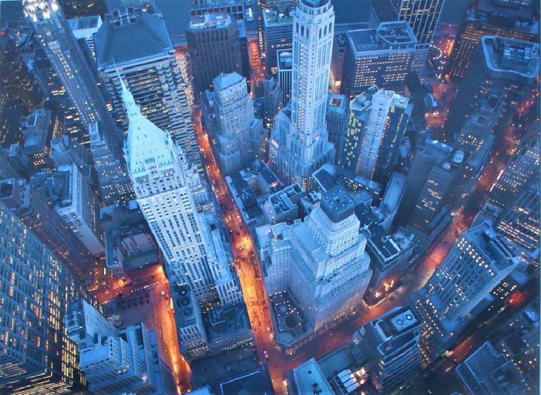 New York City Photograph (aerial)