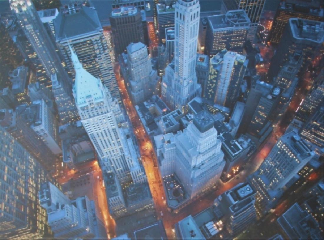 New York City Photograph (aerial) - 3