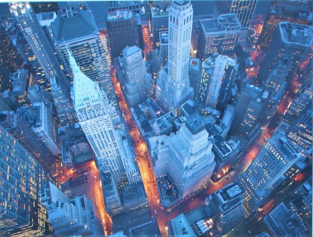 New York City Photograph (aerial) - 5