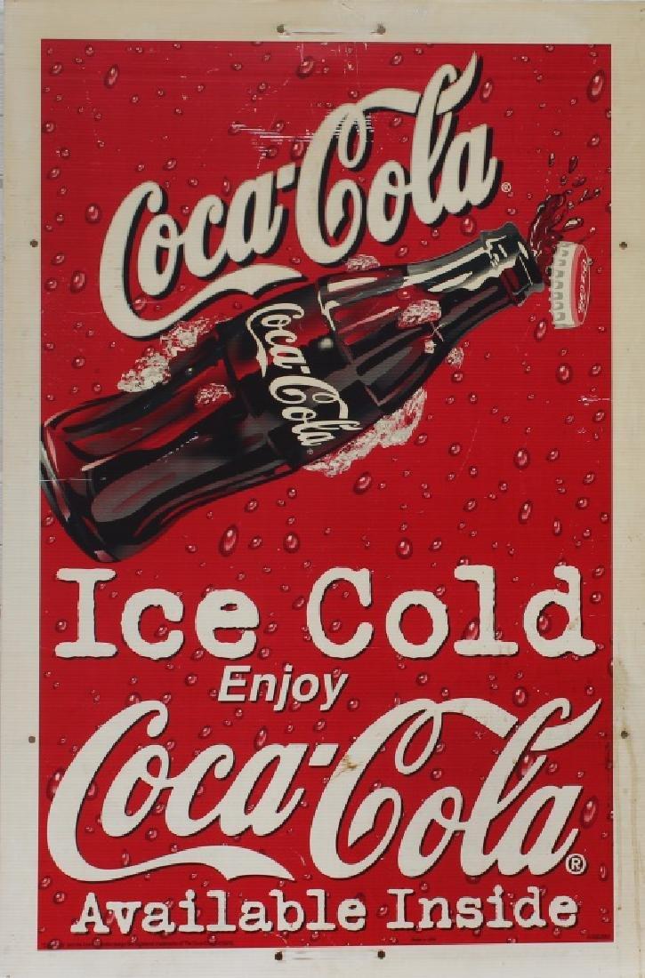 Coca-Cola Sign - 2