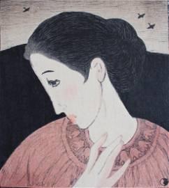 Yumeji Takehisa  (1884 - 1934)