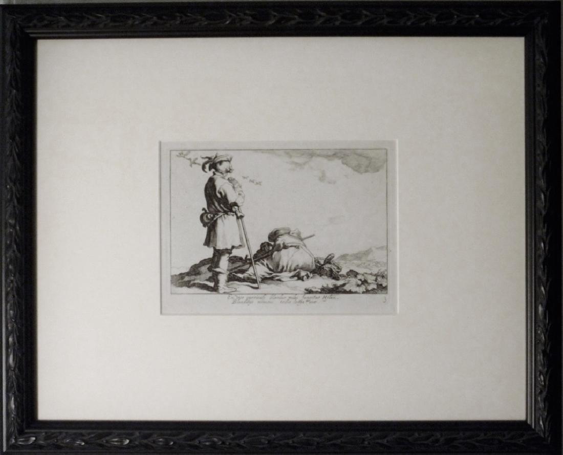 Pair of Cornelius Danckerts (1561 -1634) - 3