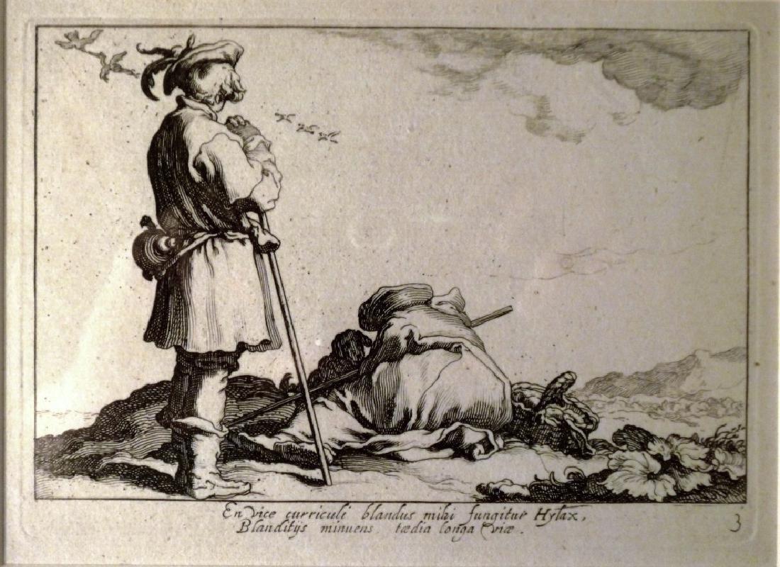 Pair of Cornelius Danckerts (1561 -1634) - 4