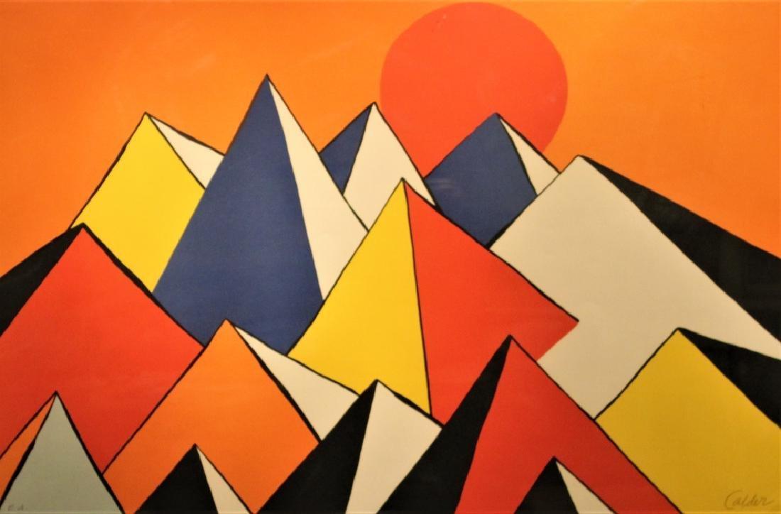 Alexander (Sandy) Calder  (1898 - 1976)