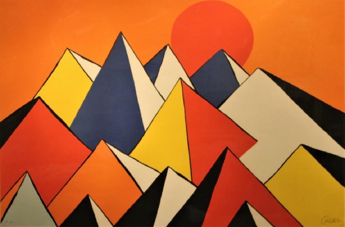 Alexander (Sandy) Calder  (1898 - 1976) - 5