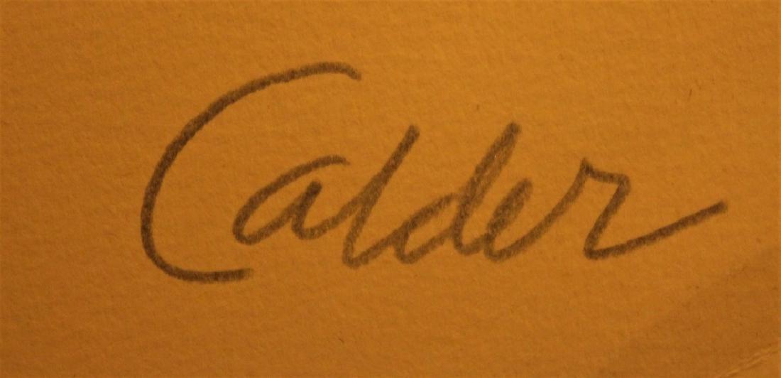 Alexander (Sandy) Calder  (1898 - 1976) - 7