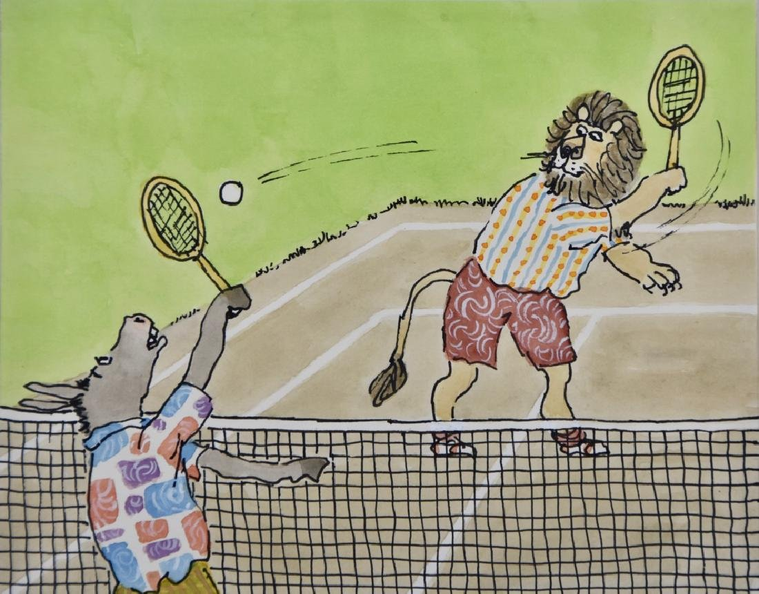 William Steig  (1907 - 2003) - 3
