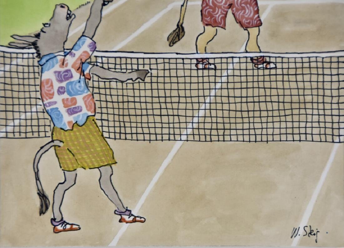 William Steig  (1907 - 2003) - 4