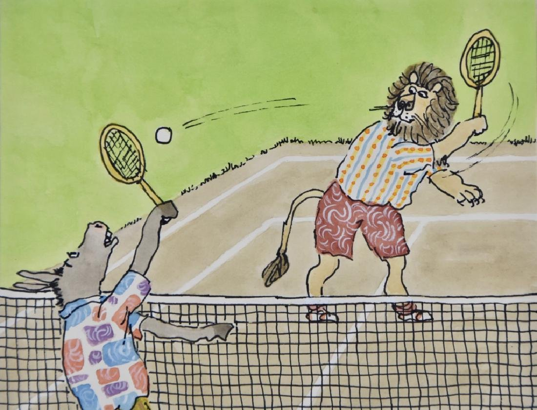 William Steig  (1907 - 2003) - 5
