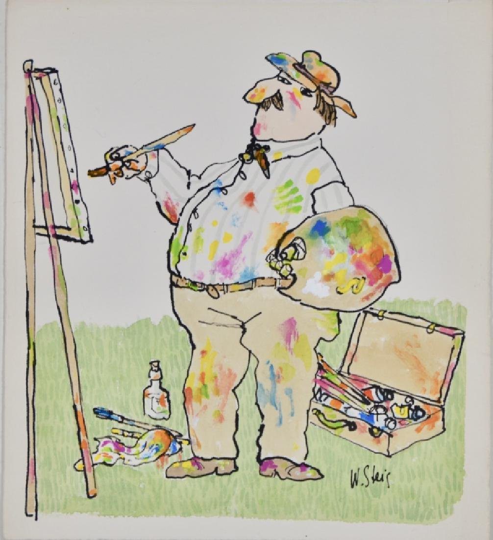William Steig  (1907 - 2003)