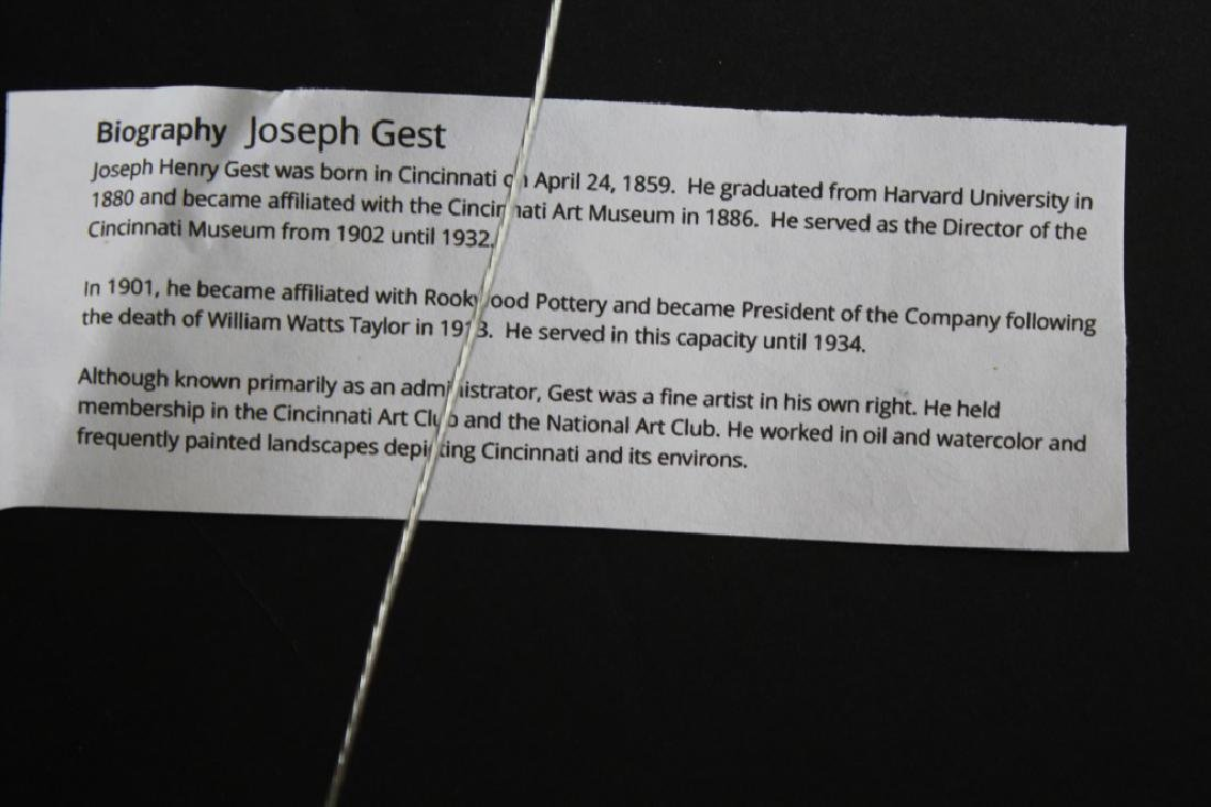 Joseph Henry Gest  (1859 - 1935) - 5