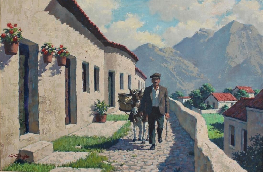 Arthur Sarnoff (1919-2000)