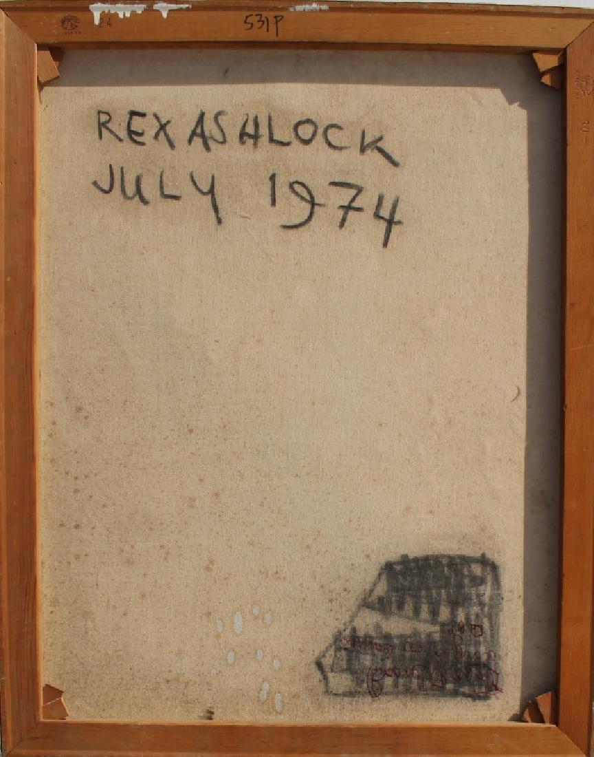 Rex Ashlock  (1918 - 1999) - 4