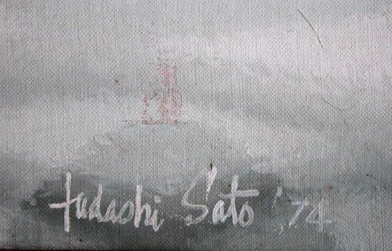 Tadashi Sato  (1923 - 2005 - 3