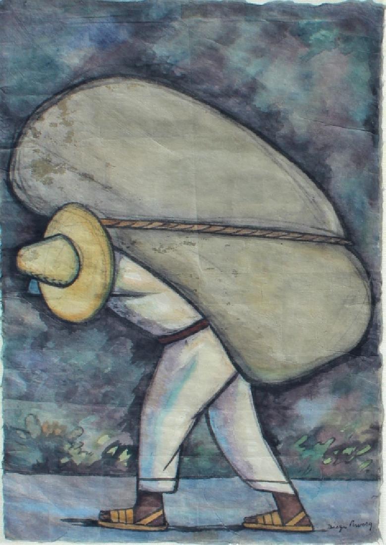 School of Diego Rivera  (1886 - 1957)